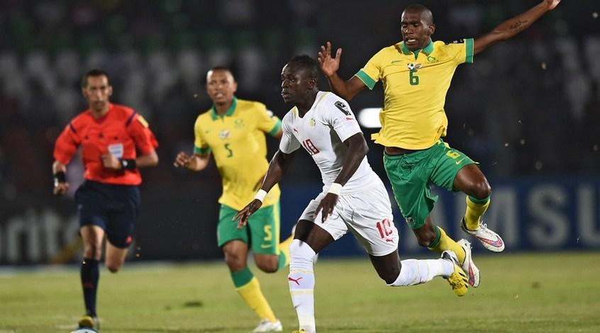 """ЮАР - Сенегал 1:1. Ничья в пользу """"львов"""""""