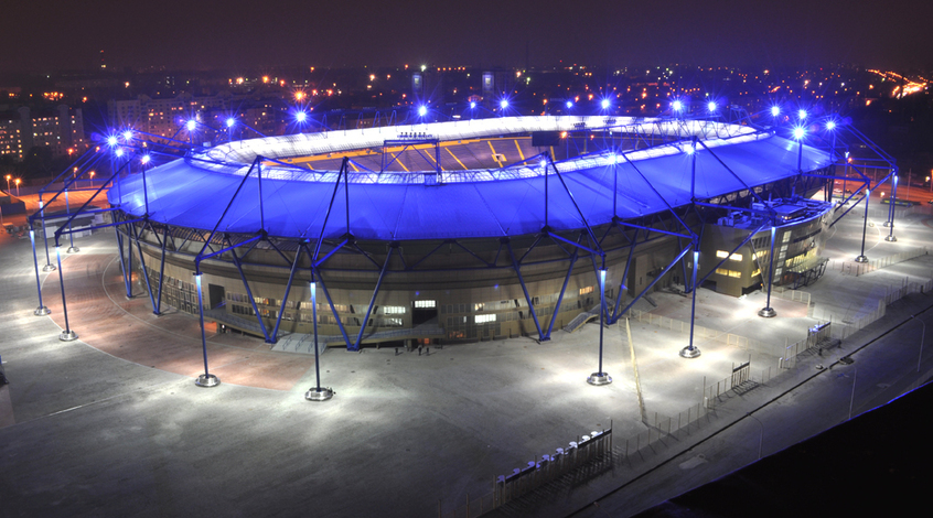 З наступного року Харків зможе приймати матчі Ліги чемпіонів та Ліги Європи