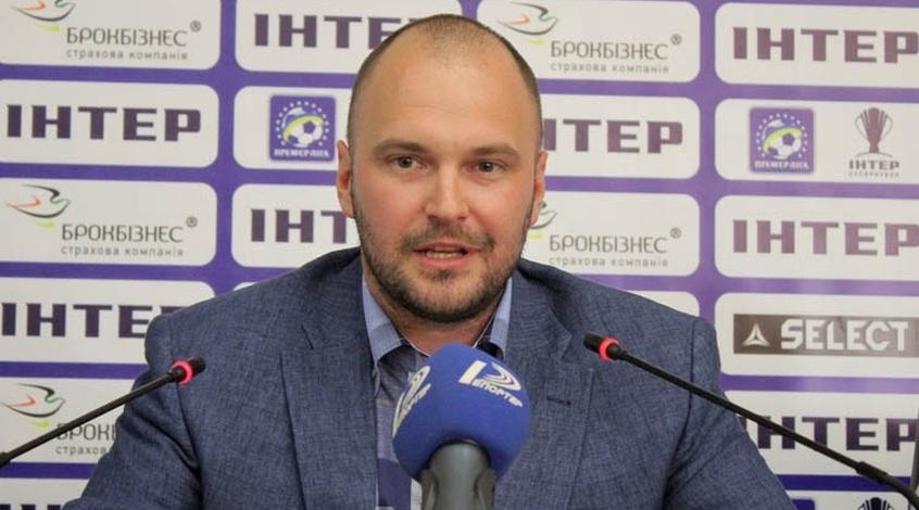 Гендиректор Премьер-лиги Петр Иванов получил назначение на матч Лиги Европы