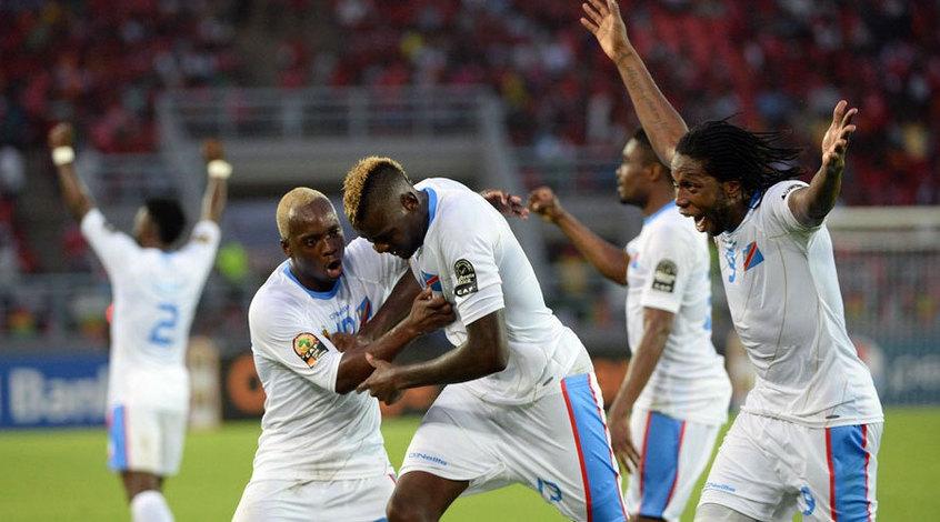 Кубок Африки. 1/4-я финала. Мбокани выводит ДР Конго в полуфинал