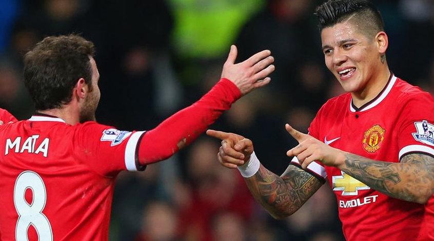 """Манчестер Юнайтед"" - ""Кембридж"" 3:0. Под аплодисменты Чедвику"