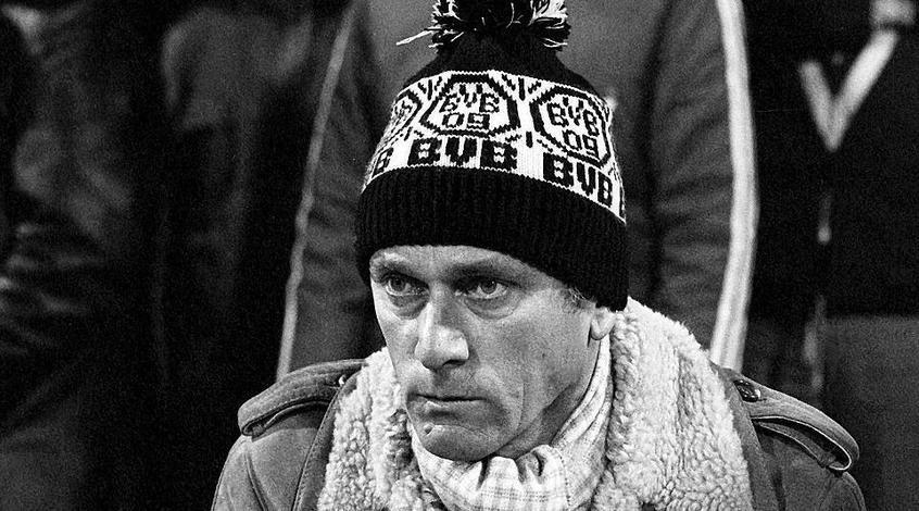 Умер легендарный немецкий тренер Удо Латтек