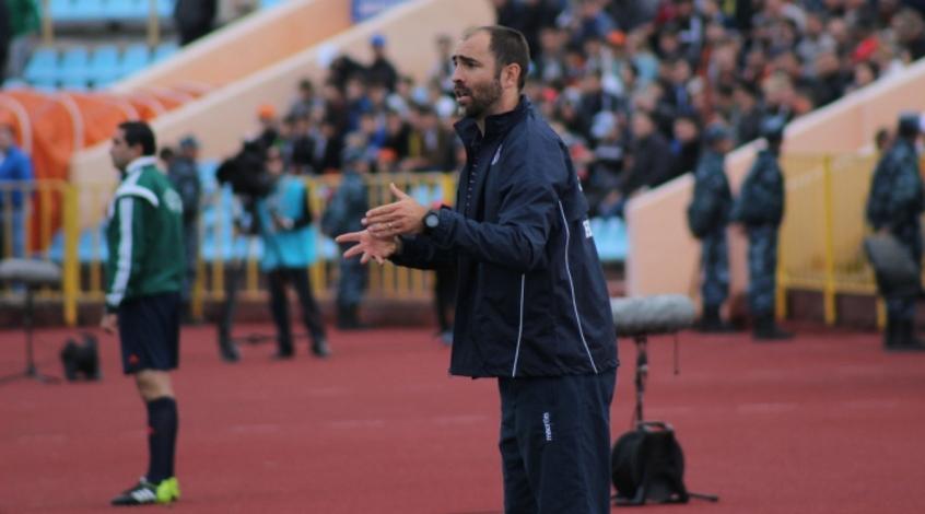 Милевский остался без тренера