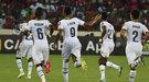 Кубок Африки. 1/2-я финала. Гана - Экваториальная Гвинея 3:0. Конец сказки