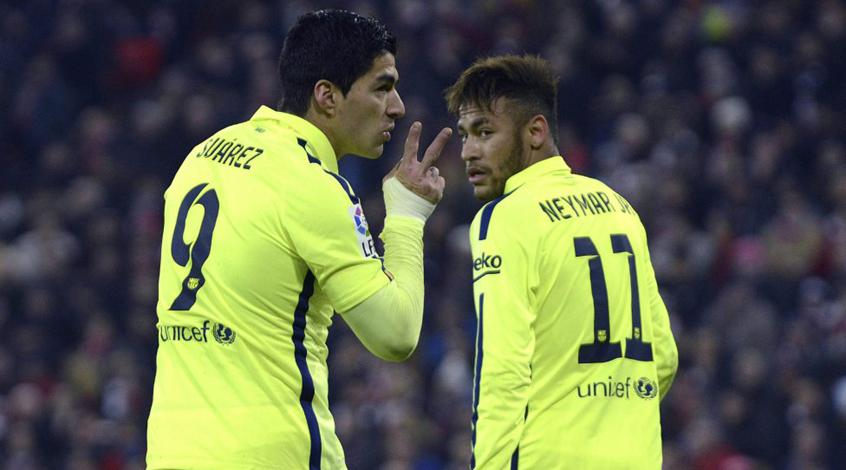 """Атлетик"" - ""Барселона"" 2:5. Сообразили на троих"