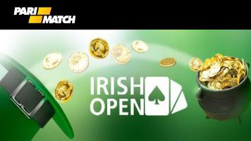 Irish Open 2015 - золотой покер!