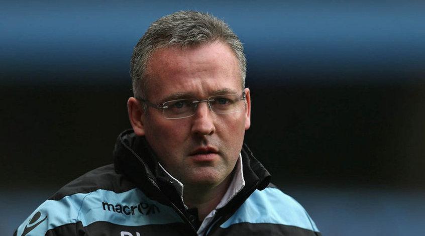 «Сток Сити» объявил оназначении Ламберта напост основного тренера