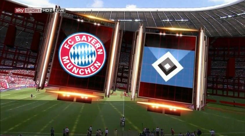 Матч гамбург- бавария футбол смотреть онлайнi