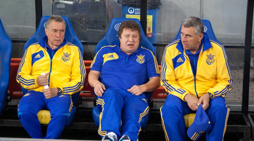 Заваров опроверг слухи о не желании тренировать сборную Украины