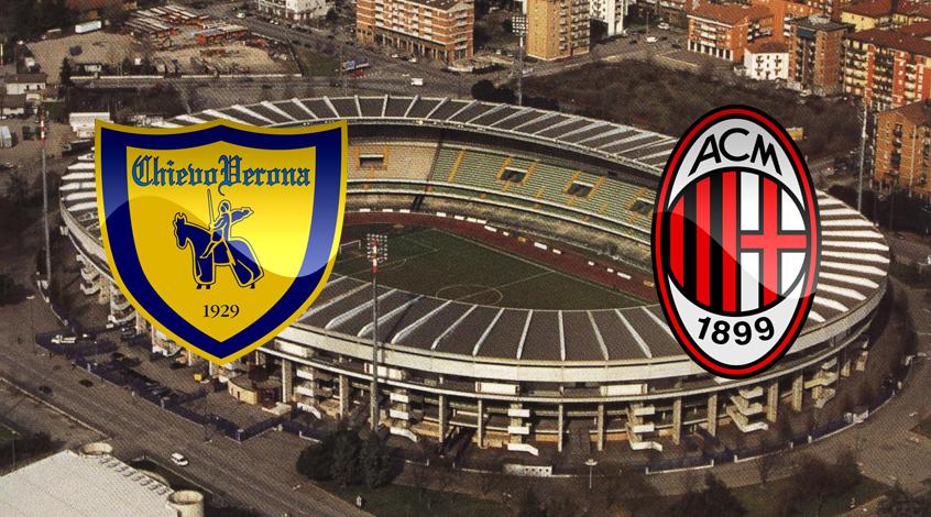 """""""Кьево"""" - """"Милан"""" 0:0. Игра была равна, играли два..."""