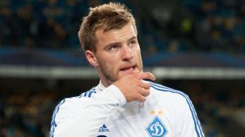 Андрей Ярмоленко забил свой 80-й гол в элитном дивизионе