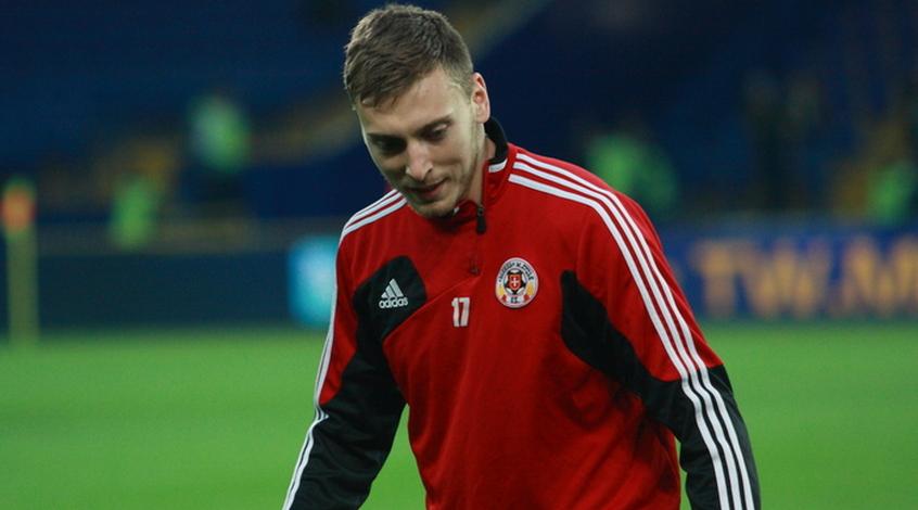 Евгений Павлов забивает в дебютном матче за сербский клуб (Видео)