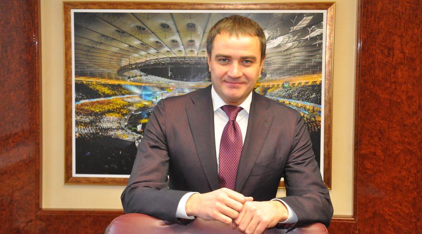 """Андрей Павелко: """"Вопрос о контракте у Фоменко точно не стоит"""""""