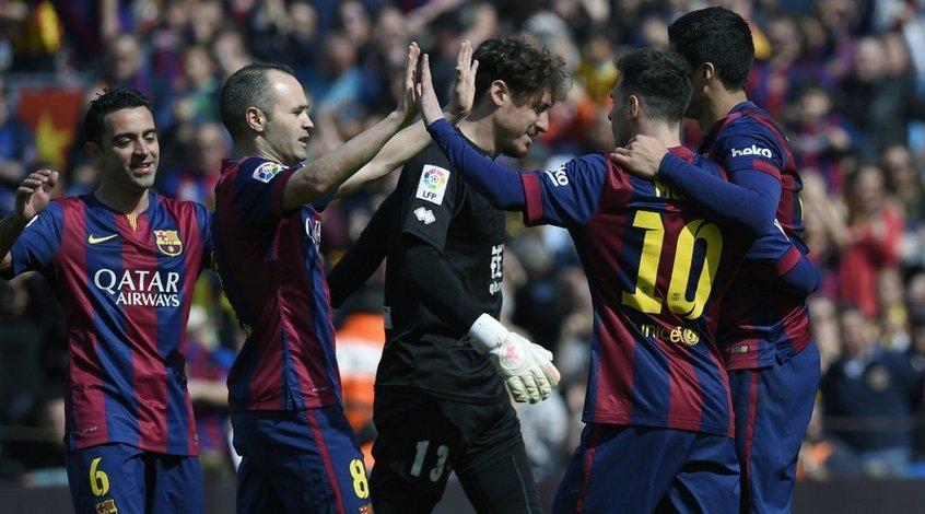 """""""Барселона"""" - самый титулованный клуб мира по количеству международных трофеев"""