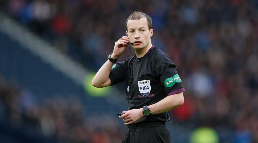 УЕФА назначил судей на матчи 1/2 финала Лиги Европы