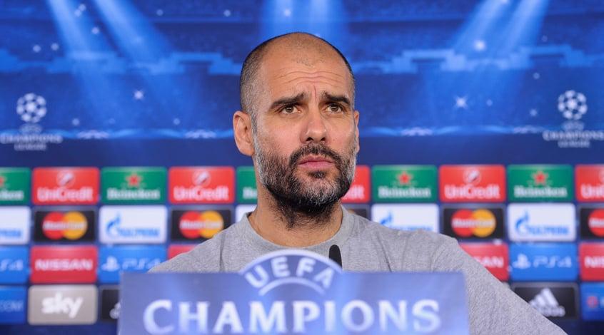 """Хосеп Гвардиола: """"Очень горд футболом, который показали мои подопечные"""""""