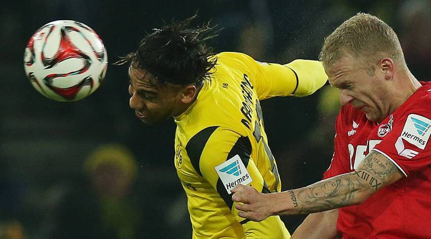 """Боруссия"" (Дортмунд) - ""Кельн"" 0:0. Рогами в бок"
