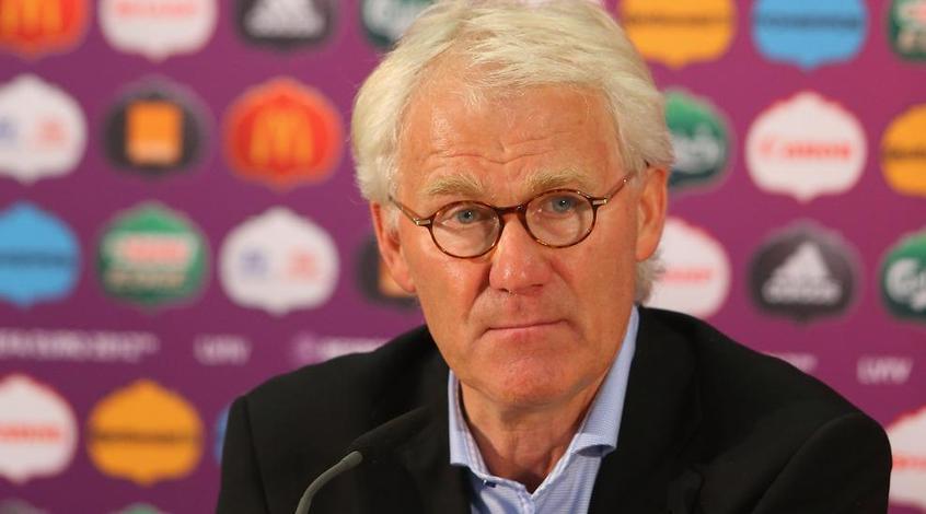 Мортен Ольсен покидает пост главного тренера сборной Дании