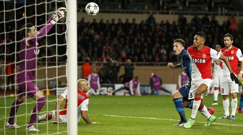 """Монако"" - ""Арсенал"" 0:2. А чудо было так возможно..."