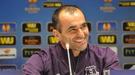 """Роберто Мартинес: """"В матче с Англией у Бельгии будут небольшие изменения в составе"""""""