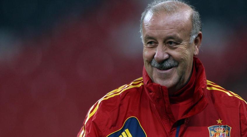 Дель Боске: если Де Хеа не будет играть, то может не попасть в состав сборной Испании