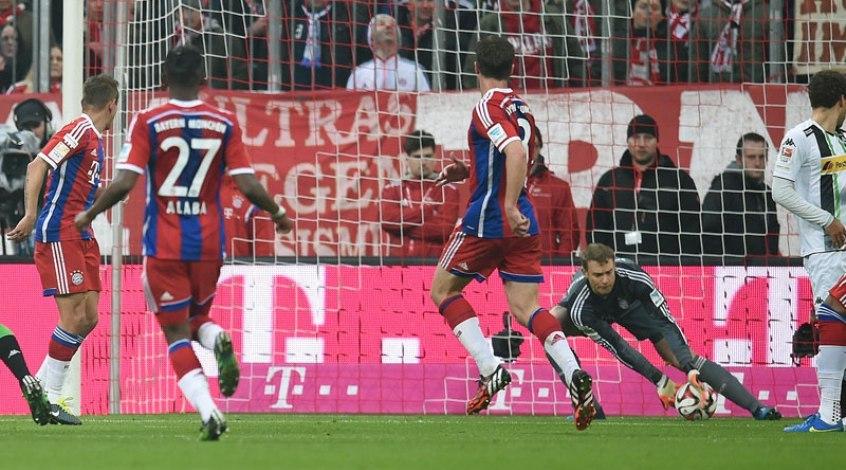 """""""Бавария"""" - """"Боруссия"""" (М) 0:2. Мне не смешно, когда вратарь негодный вдруг пропускает гол от Раффаэля..."""