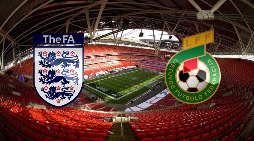Англия - Литва. Анонс и прогноз матча