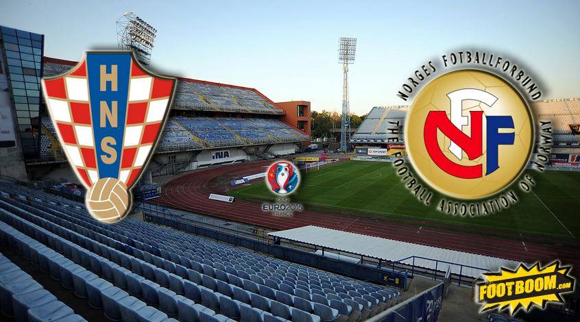 Хорватия - Норвегия. Анонс и прогноз матча