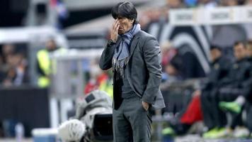 Сборная Германии проиграла в домашнем матче отбора Евро впервые с 2007 года