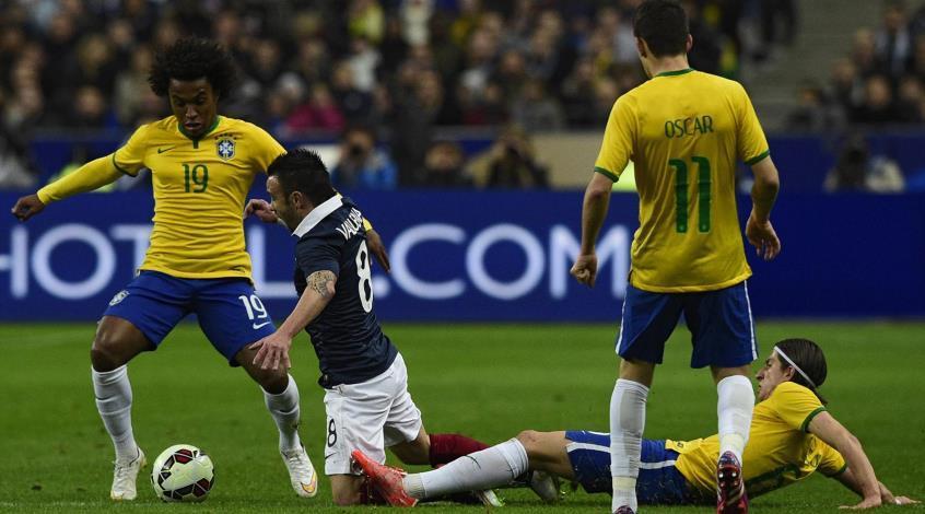 Франция – Бразилия 1:3. Сняли проклятье Сен-Дени
