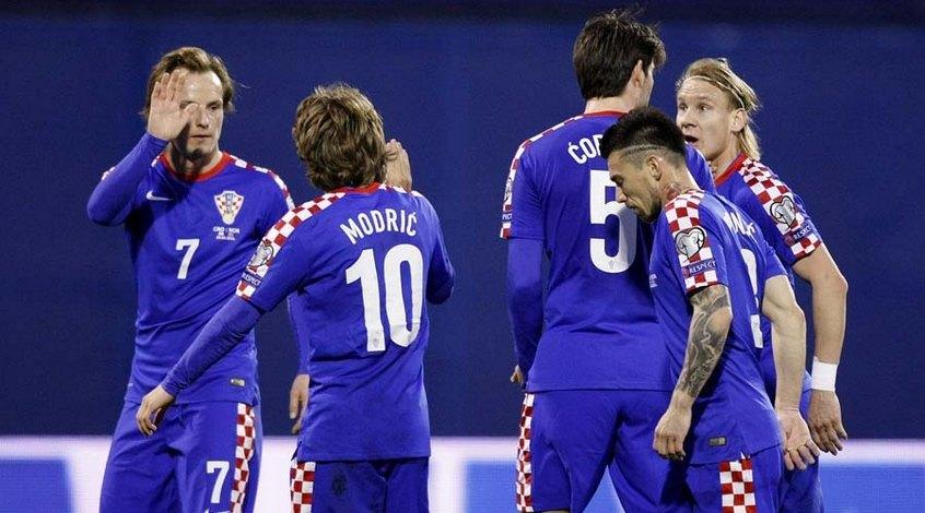 Хорватия – Украина: 10 фактов о сопернике