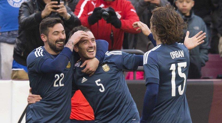 Сальвадор - Аргентина 0:2. Мементо Мори