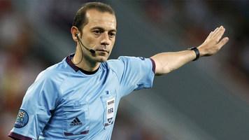ФИФА: матч Хорватия - Англия обслужит бригада арбитров во главе с Чакыром