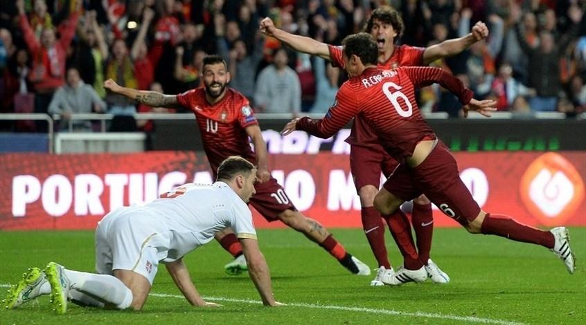 Португалия - Сербия 2:1. На опыте