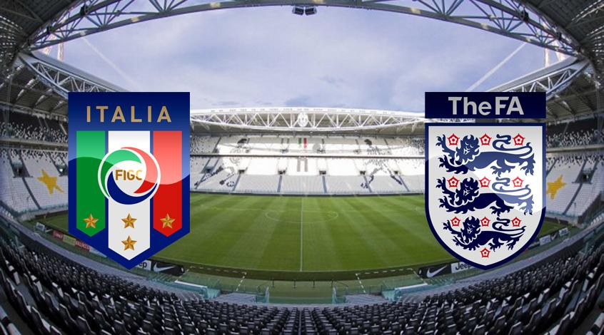 Товарищеский матч. Италия - Англия 1:1. Таунсенд спасает англичан в Турине (Видео)