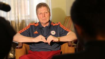 Официально: Александр Старков - главный тренер сборной Латвии