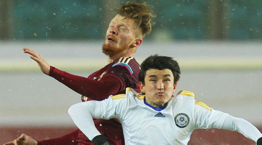 Россия - Казахстан 0:0. Пришли теплолюбивые дублеры