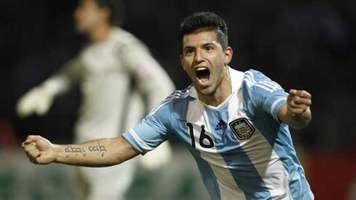 Агуэро вернулся из больницы в расположение сборной Аргентины