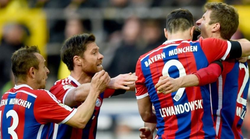 """""""Боруссия"""" (Дортмунд) - """"Бавария"""" 0:1. Я вернусь к тебе совсем другим"""
