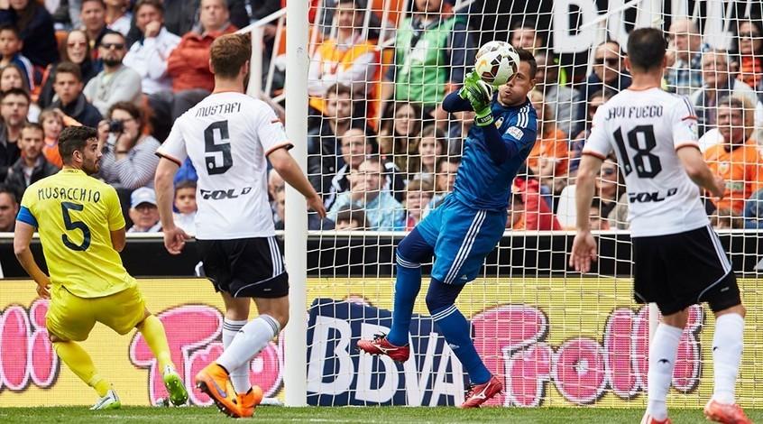 """Валенсия"" - ""Вильярреал"" 0:0. Безголевое дерби"