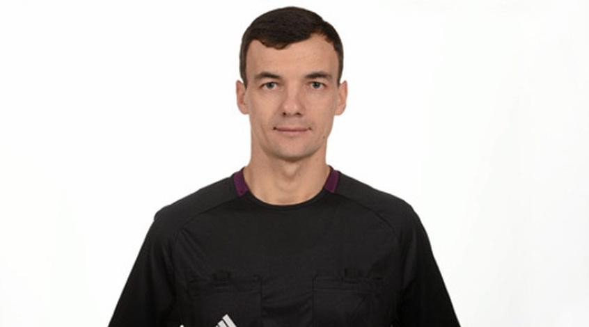 Сергій Бойко отримав призначення на матч кваліфікації ЧС-2018