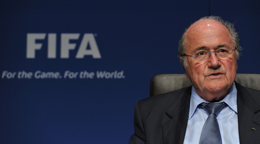 """Йозеф Блаттер: """"Чемпионат мира-2026 пройдет в Африке"""""""
