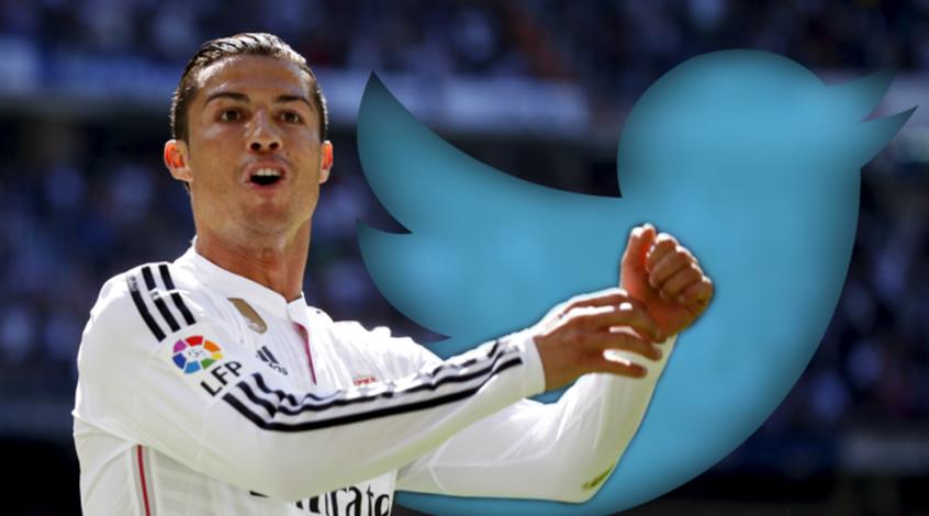В Твиттере у Роналду 64% ложних подписчиков