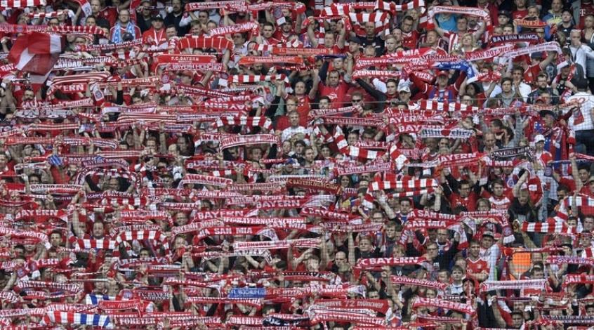 """""""Бавария"""" - """"Айнтрахт"""" 3:0. Почти чемпионы"""