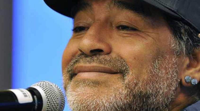 """Диего Марадона: """"Я попал в больницу в 58 лет, а покидаю её 50-летним"""""""
