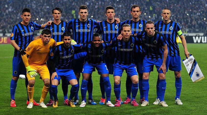 """""""Брюгге"""" - самая результативная команда в истории Кубка УЕФА/Лиги Европы"""