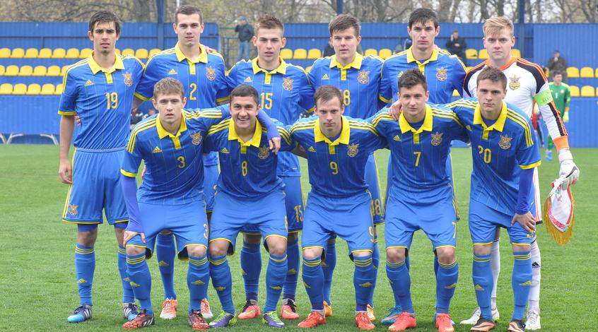 Сборная Украины U-20: все готовы к старту ЧМ-2015
