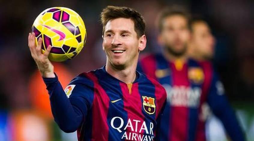 """""""Барселона"""" готова предложить Месси пожизненный контракт"""