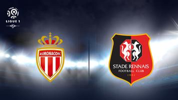 """Чемпионат Франции. """"Монако"""" - """"Ренн"""" 1:1 (Видео)"""