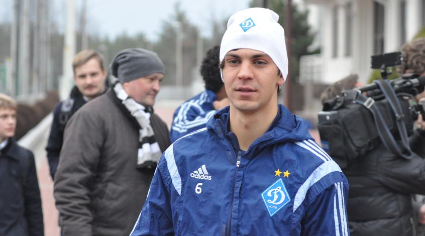 Повреждение Алекса Драговича оказалось незначительным